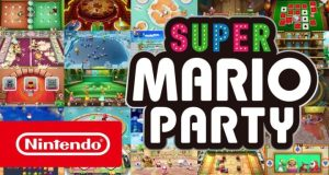 super mario party trailer