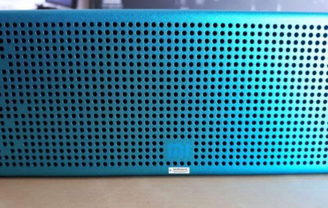 Xiaomi Mi Bluetooth Speaker dettagli