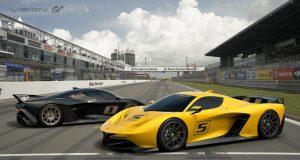 gran turismo sport lista auto