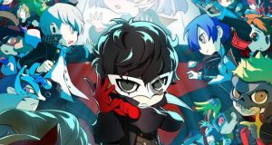Persona Q2 New Cinema Labyrinth Trailer