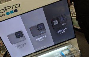 GoPro Hero 7 uscita
