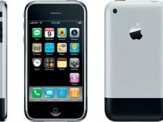 Primo iPhone come è nato