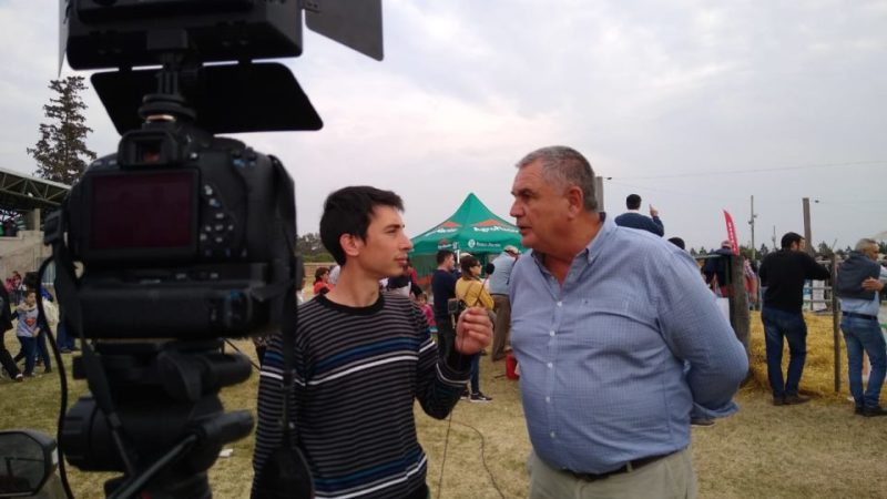 S.A. Unión Ganaderos de Canals realizó el remate bovino en la Expo Rural de Canals