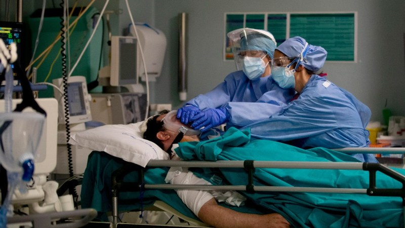 Argentina: 347 personas murieron y 16.415 fueron reportadas con coronavirus en las últimas 24 horas