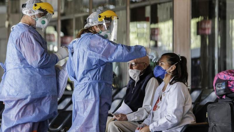Argentina: 669 personas murieron y 27.628 fueron reportadas con coronavirus en las últimas 24 horas