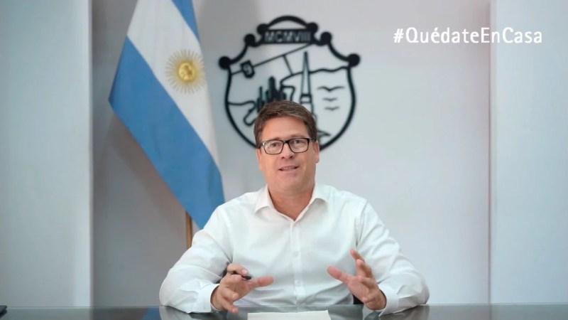 """""""Es la primera vez que el partido más democrático y más libertario de la argentina proscribe a alguien."""""""