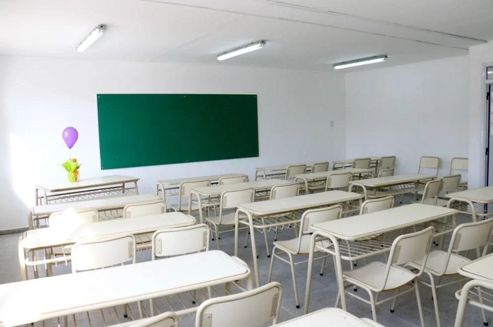 21 escuelas de la provincia activaron el protocolo COVID-19