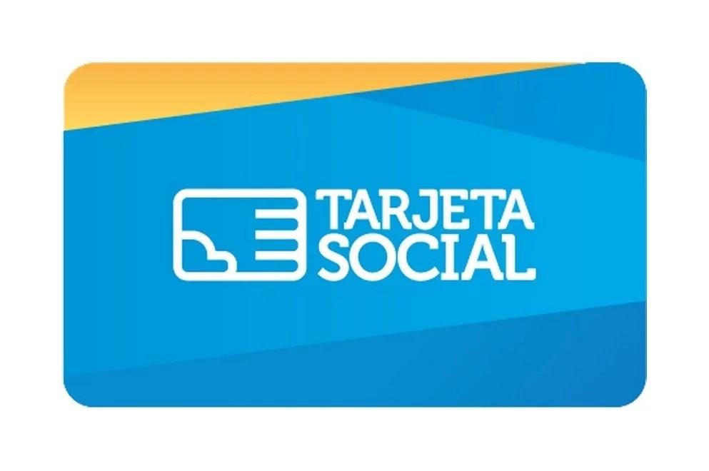 Tarjeta Social: desde el viernes se acredita el monto de febrero