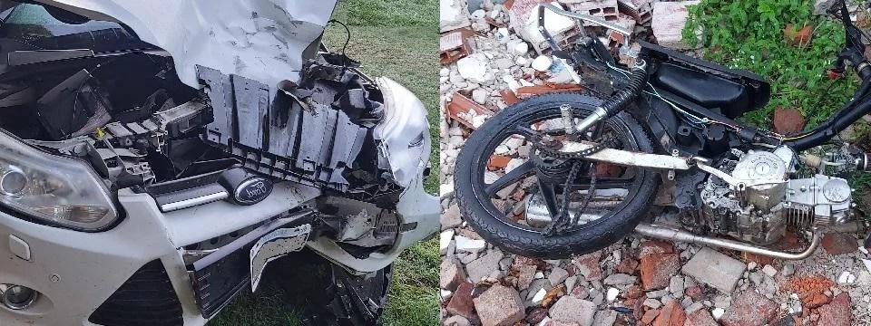 Casilda: murió un joven tras un grave accidente en la ruta 33