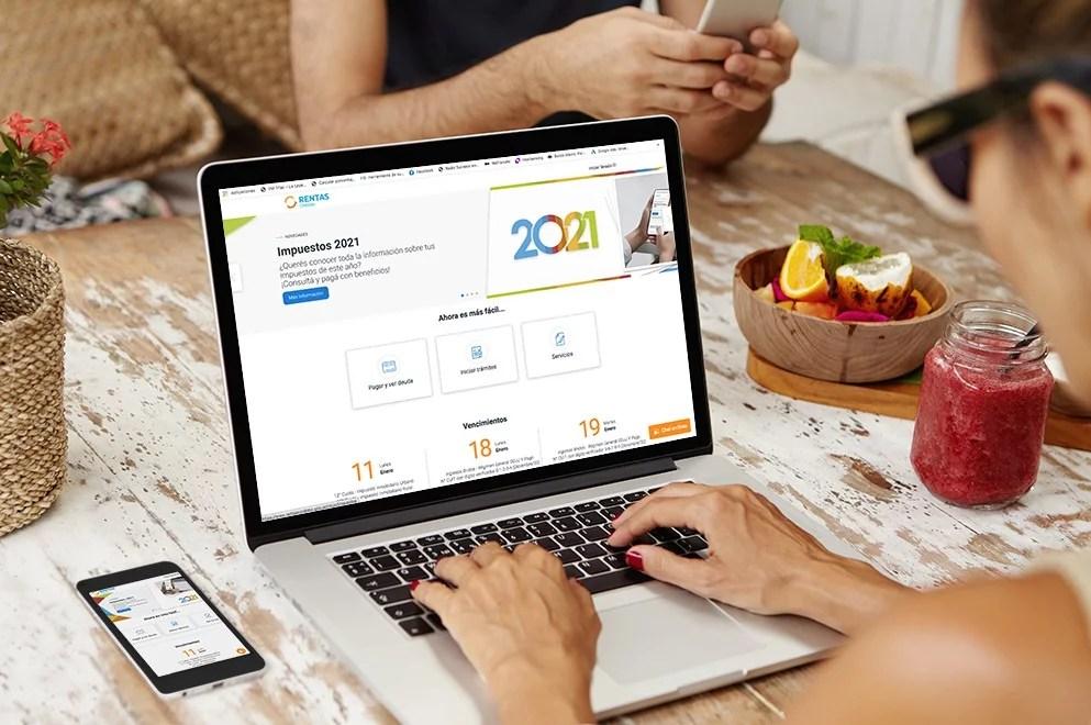 Rentas: podés acumular descuentos en tus Impuestos 2021