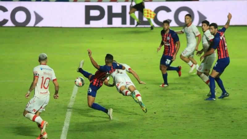 Merolla valoró el empate de Huracán en el clásico contra San Lorenzo