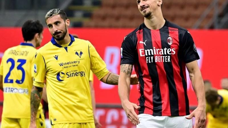 Milan visita a Hellas Verona con la oligacion de sumar y no alejarse del puntero Inter