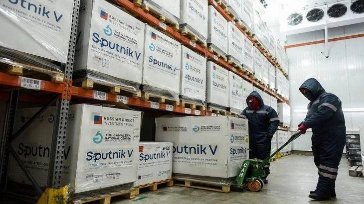La vacuna Sputnik V ya se fabrica en la Argentina