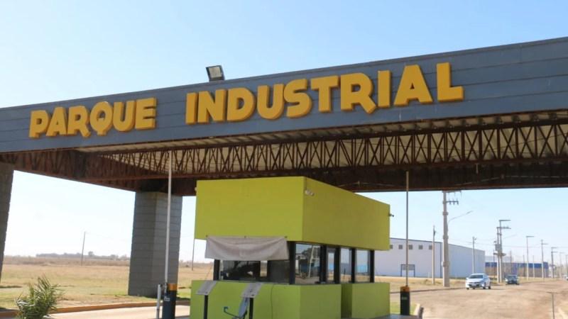 Laboulaye: la Provincia habilitó el gas natural y el Parque Industrial N° 30