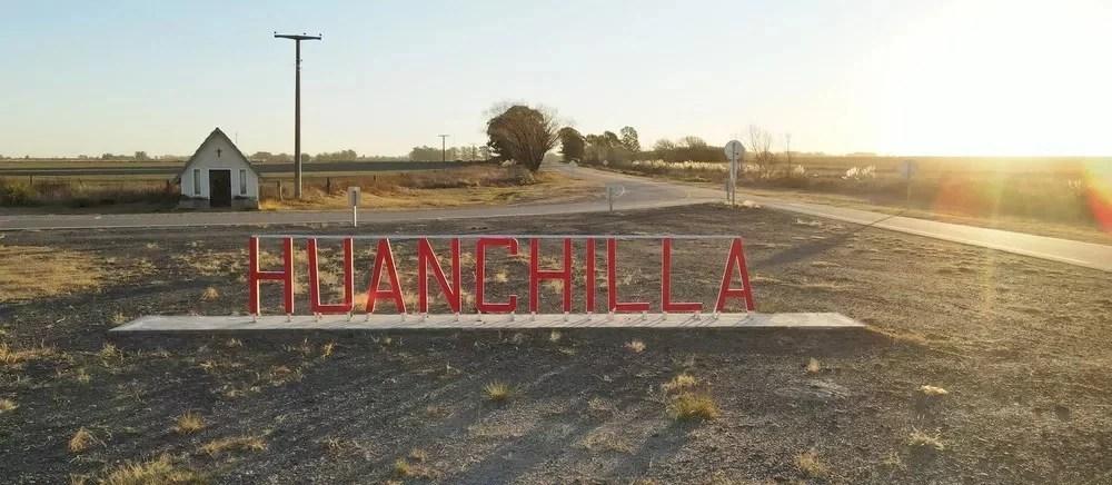 Huanchilla: 24 casos activos de Covid-19 y controles policiales.