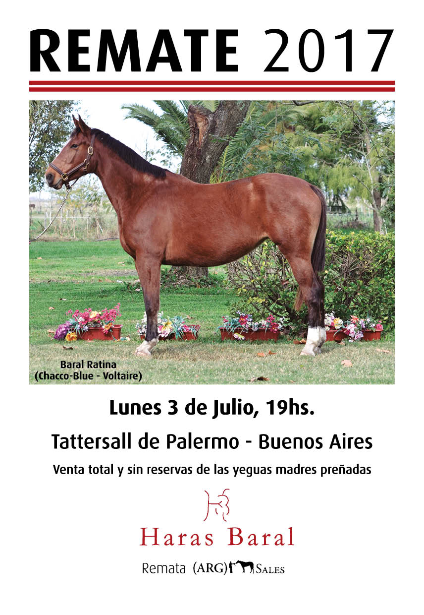 Remate HARAS BARAL