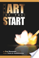 Art of the Start book jacket