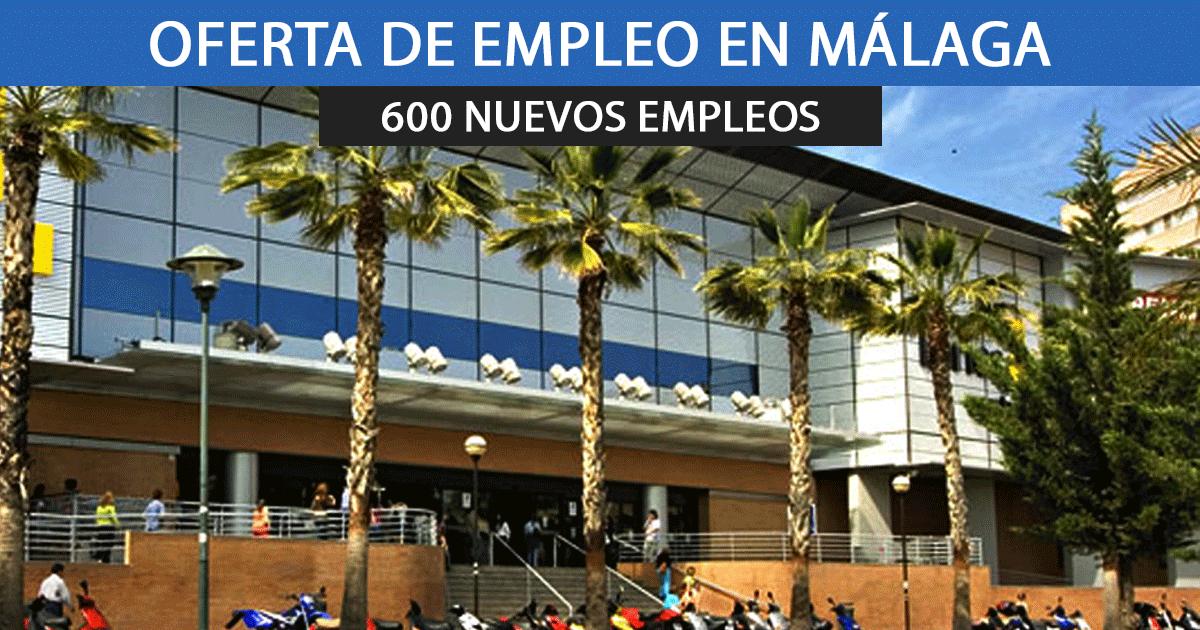 Las reformas del CC Larios de Málaga crearán 600 empleos.
