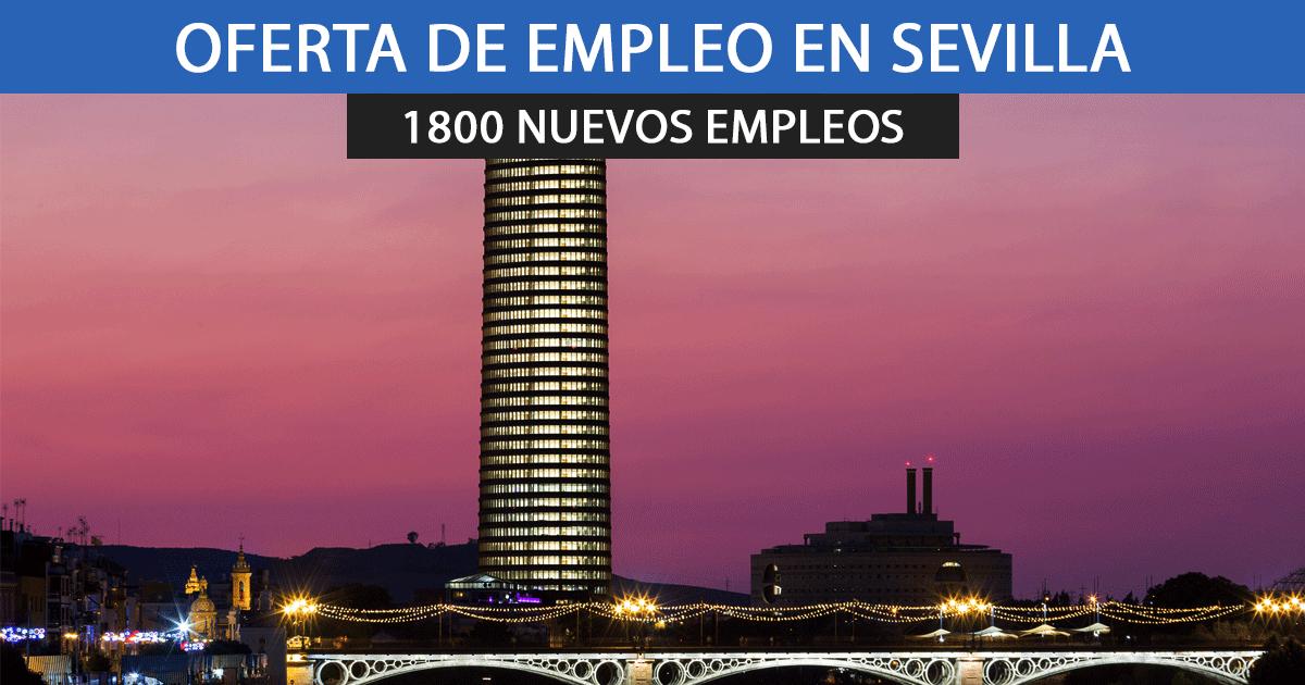 El Centro Comercial Torre Sevilla precisa incorporar a 1800 trabajadores