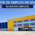Ikea en Sevilla necesita incorporar a 60 nuevos empleados