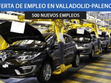 fábricas de Renault de León y Palencia