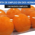Se necesitan 150 trabajadores para envasar fruta en Dos Hermanas