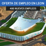 nuevo centro comercial en La Serna-La Granja de León