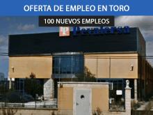 fábrica BHS en Toro.