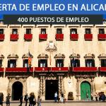 400 trabajadores en Alicante