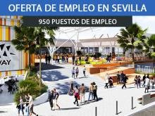 Se necesitan 950 trabajadores para el nuevo Centro Comercial Way de Dos Hermanas