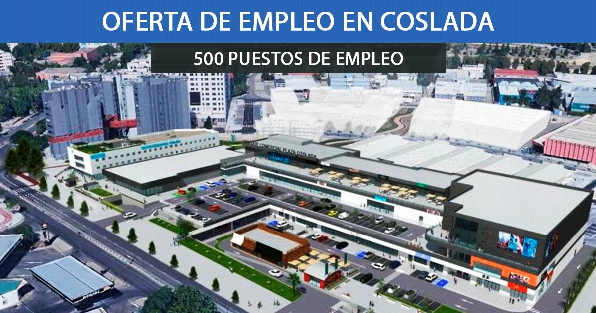 nuevo Centro Comercial Plaza Coslada