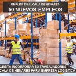 empleo en Alcalá henares