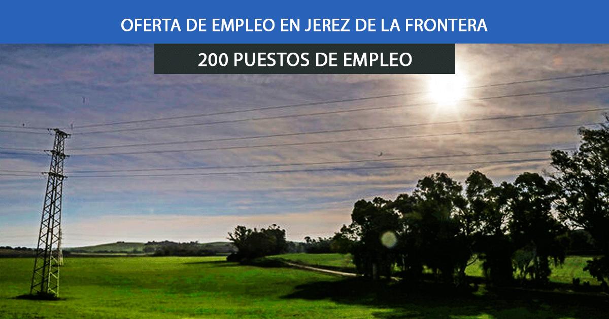 Se necesitan 200 trabajadores para la construcción de una planta solar en Jerez.