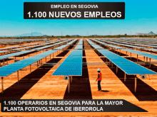 mayor planta fotovoltaica de Iberdrola