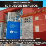 el centro Los Rosales en Huelva