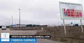 Se necesita Personal para Fábrica Cárnica en León