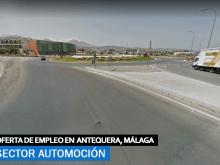 Se necesita personal para Sector Automoción en Antequera, Málaga