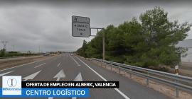 Se necesita Personal para Centro Logístico en Alberic, Valencia