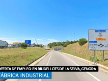 Se necesita Operarios/as Producción para Fábrica en Riudellots de la Selva, Genora