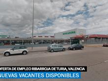 Se necesita Personal para Centro logístico Mercadona en Ribarroja de Turia, Valencia