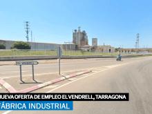 Se necesita Personal para Fábrica Termoplásticos en El Vendrell