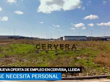 Se necesitan Personal para Centro Logístico en Cervera (Lleida)