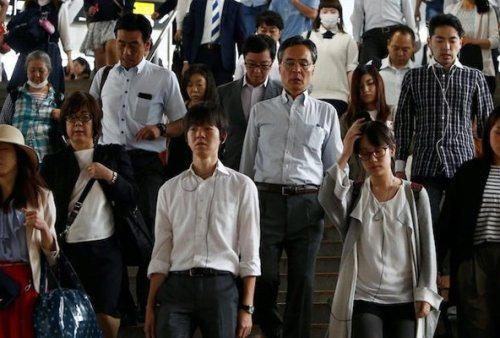 Japan appoints minister to reduce suicide