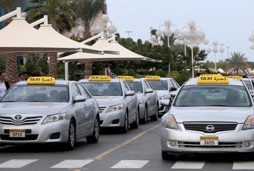 Pakistani Drivers in UAE