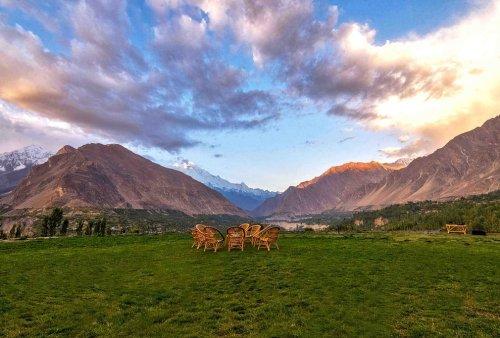hunza-serena Gilgit Baltistan