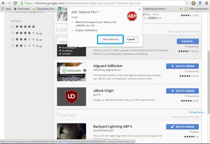 How To Get Rid Of Ads In Google Chrome-infogalaxy.in