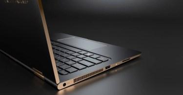 HP Spectre - World's Thinnest Laptop-infogalaxy.in