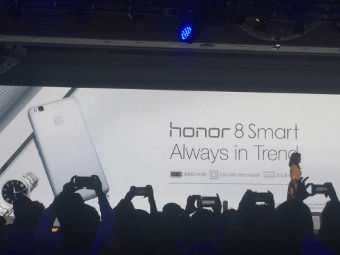 Huawei Honor 8 Smart Specifications, Pricing and Availability