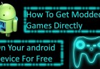 How To Get Modded Games Directly On Your android Device For Free