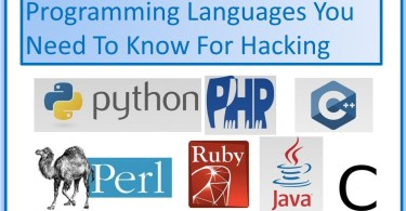 Programming Languages You Need To Know For Hacking